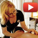 VIDEO of Golf Ball Massage with the SPAball Kaddy